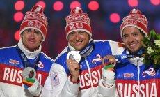 Krievijas sportistiem nestabilās situācijas dēļ pamatīgi 'jāsavelk jostas'