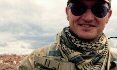 'Delfi' Ukrainā: Ar baltkrievu pasi un sapņiem par Tallinu Donbasa frontē