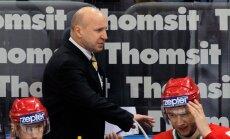 Bijušais Baltkrievijas izlases treneris Zankovecs pārņem 'Baris' 'grožus'