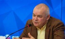 Киселев признал, что в эфире показали поддельное удостоверение офицера СС