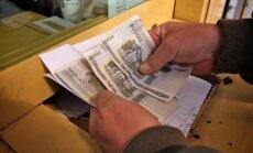 Krievijas ekonomika 'iesaldē' Baltkrievijas ekonomisko izaugsmi