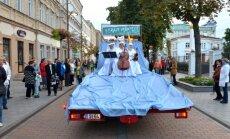 Ceļojums festivāla 'Daugavpils ReStArt 2015' mūzikas un mākslas pasaulē turpinās