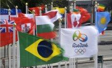 Rio olimpiskās spēles: 13 dienas apskats