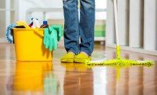 Spodrības diena – ko mazgāt šonedēļ, bet ko atstāt mēneša tīrīšanai
