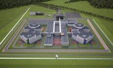 Jaunā cietuma projekts Liepājā aizkavējies: būvniecību sāks tikai nākamgad