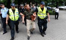 """На основателей """"Лиги узников совести Латвии"""" завели административное дело"""