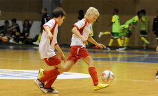 Liepājas 'Amber Cup' turnīra 'bundeslīgas finālā' uzvar 'Schalke 04'