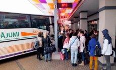 Līgo svētkos būs izmaiņas apmēram 600 reģionālo un starppilsētu autobusu maršrutos