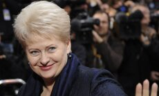 Lietuvas prezidentei piešķirts Ukrainas Gada cilvēka tituls