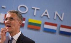 Stoltenbergs: NATO austrumu flanga nostiprināšana ir atbilde uz Krievijas agresīvo politiku