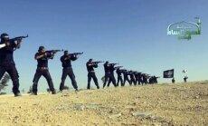 Krievija brīdina ASV nebombardēt islāmistus Sīrijā