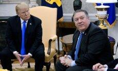 Hašogi lieta: Tramps nevēlas pasliktināt attiecības ar Saūda Arābiju