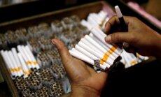 LTV: pazudušās cigarešu ražošanas iekārtas lietā vainīgos neatrod
