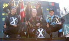 Latvijai pirmais fināls 'WorldRX' posmā un pirmais kauss 'EuroRX'