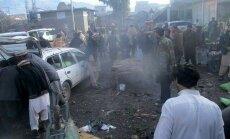 Sprādzienā tirgū Pakistānā gājuši bojā vismaz 20 cilvēku