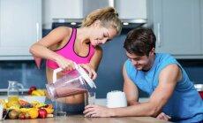 Начинаем выполнять Новогодние обещания: занимаемся спортом, наряжаемся, украшаем дом