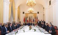 Irānas kodolsarunas pagarinātas līdz 30.jūnijam