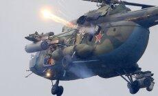 'Zapad 2017' scenārijs atmasko Krievijas bailes, uzskata analītiķis
