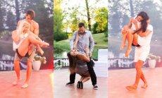 Foto: Noslēdzies šovs 'Netīrās dejas'; uzvarētāju sagaida pārsteigums