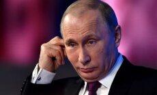 """Путин сравнил Россию с медведем, который должен """"гонять поросяток по тайге"""""""