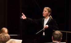 Foto: Ar stāvovācijām noslēdzies otrais Baltijas simfoniskais festivāls