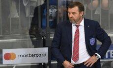 SKA head coach Oleg Znarok