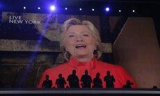 Номинация на пост президента США: Хиллари Клинтон вошла в историю