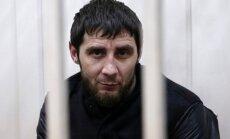 Iespējamais Ņemcova slepkava Dadajevs nozieguma brīdī atradies iekšlietu karaspēka dienestā