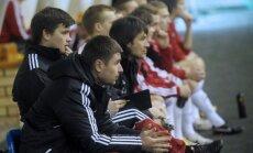 Latvijas U-21 futbolisti Eiropas čempionāta atlases mačā piekāpjas spēcīgajai Šveicei