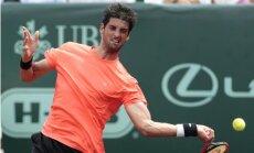 Brazīliešu tenisists dopinga diskvalifikāciju nomaskē kā 'traumu'