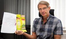 Narkokurjers Prīverts izmeklētājai uzdāvina kokas lapu tēju un tiek pie jaunas apsūdzības