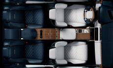 Lielais 'Range Rover' būs arī divdurvju versijā 'SV Coupé'