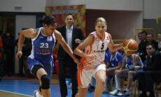 Jēkabsones-Žogotas pārstāvētā UGMK komanda noliek FIBA Eirolīgas čempioņu pilnvaras