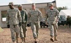 ASV armija saglabās nepārtrauktu klātbūtni Latvijā