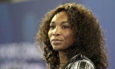 Venusa Viljamsa atsakās no dalības Kataras tenisa turnīrā