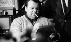 Klajā nākusi grāmata par gleznotāju Borisu Bērziņu