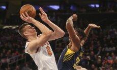 Porziņģis otro reizi karjerā tiek izvirzīts NBA mēneša labākā spēlētāja balvai un to atkal nesaņem