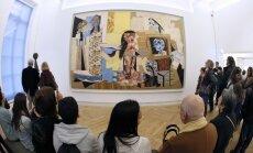 Foto: Parīzē pēc piecu gadu pārtraukuma durvis ver Pikaso muzejs