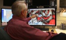 ASV krastiem tuvojas pirmā šīs sezonas tropiskā vētra