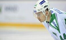 Kuldas 'Kuņluņ Red Star' pārtrauc divu zaudējumu sēriju KHL čempionātā
