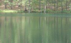 Ūdens temperatūra lielākajās upēs un ezeros - no +17 līdz +21 grādam