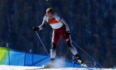 Latvijas sieviešu biatlona izlase paliek bez savas līderes Līdumas