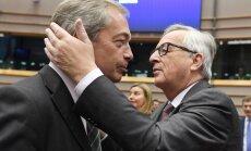 Глава ЕК: секретных переговоров по выходу Британии из ЕС не будет