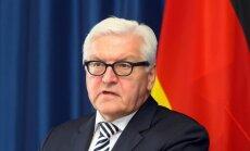 Šteinmeiers aicina uz jaunu atbruņošanās līgumu ar Krieviju