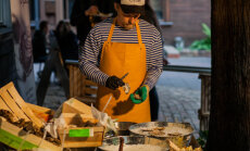 Augustā Kalnciema kvartālā turpināsies 'Street Food' trešdienu tradīcija