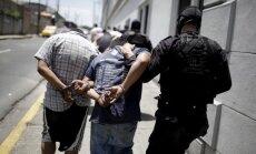 Plašā operācijā ASV aizturēti vairāk nekā 1300 kriminālo bandu locekļi