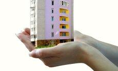 Инфографика: сколько стоят квартиры в городах Латвии