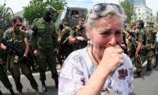 Ukrainā kopš pretterorisma operācijas sākuma bojā gājuši 250 civiliedzīvotāji