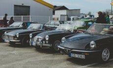 10. septembrī pie Rīgas Motormuzeja pulcēsies 'Youngtimer' klasiskie auto