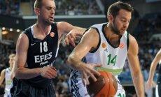 Turcijas vīriešu basketbola klubs 'Efes Pilsen' alkohola reklāmas aizlieguma dēļ mainīs nosaukumu